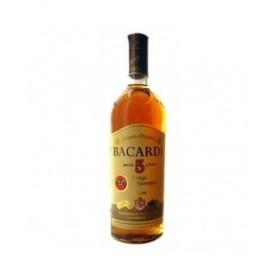 Rum Ron Bacardi Reserva Superior 5 Años bott da cl 70