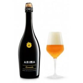 Birra Artigianale Anima - Leonardo - bionda doppio malto 6 bottiglie da cl 75