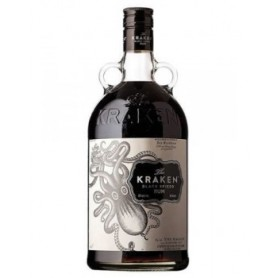 Rum The Kraken Black Spiced - Rhum Nero dei Caraibi speziato - bottiglia cl 70