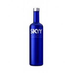 Vodka SKYY bottiglia da Lt 1 USA Premium Liscia tipo Belvedere Classica - 40°