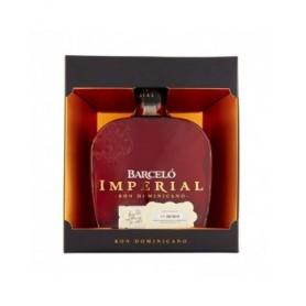 Ron Domenicato Barcelo' Imperial - serie numerata - bottiglia da cl 70