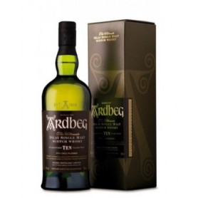 Ardbeg Scotch Whisky 10 anni - astucciato - bottiglia da cl 70