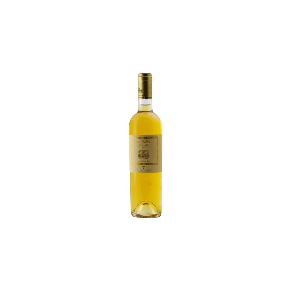 Vino Bianco Il Muffato della Sala Antinori Umbria IGT Sauvignon Blanc Grechetto