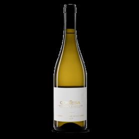 Vino Bianco Trebbiano d'Abruzzo DOC Contesa non filtrato bott 75 cl